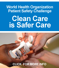World Health Organization Ad